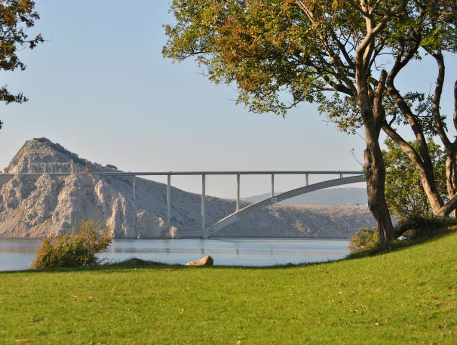 Krčki most - 1
