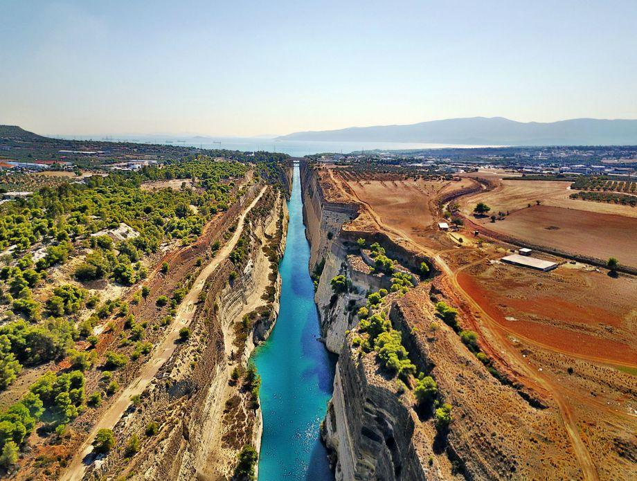 Korintski kanal - 4