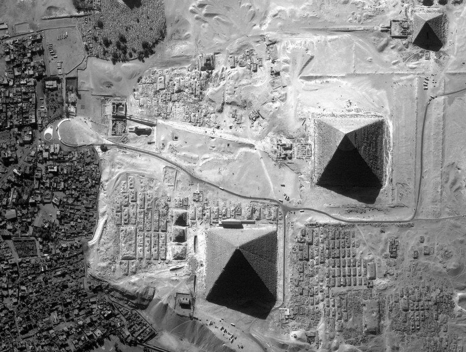 Piramide u Gizi