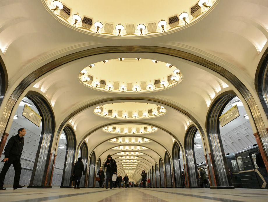 Moskovska podzemna željeznica - 5