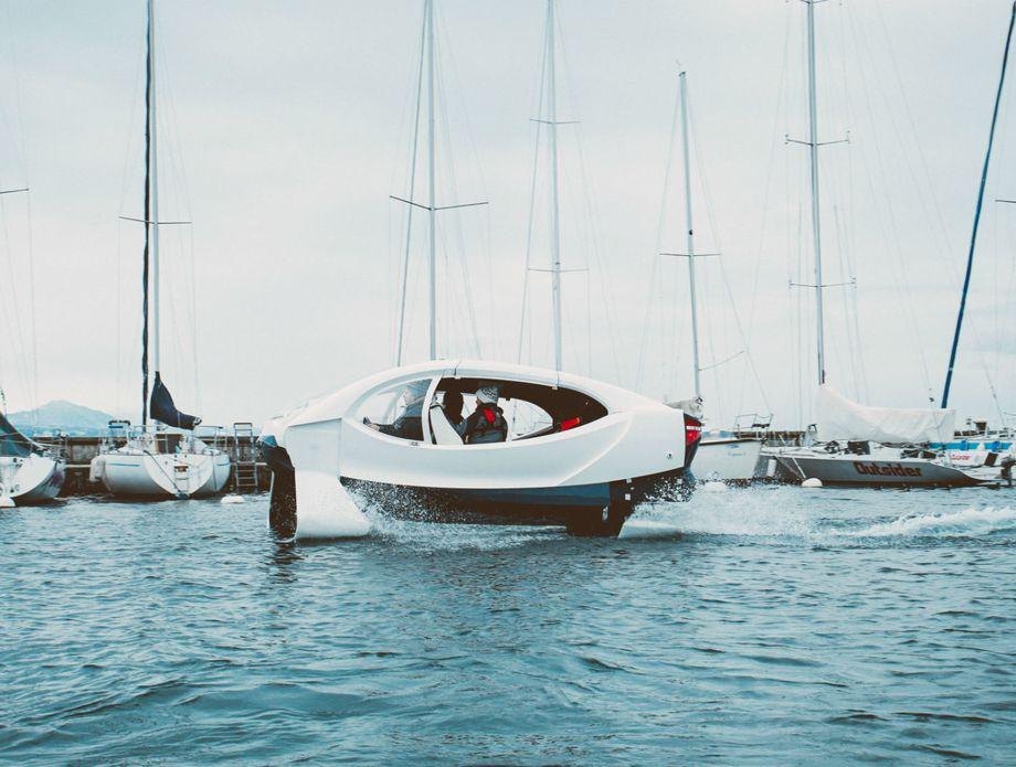 Seabubles, vodeni taksi - 1