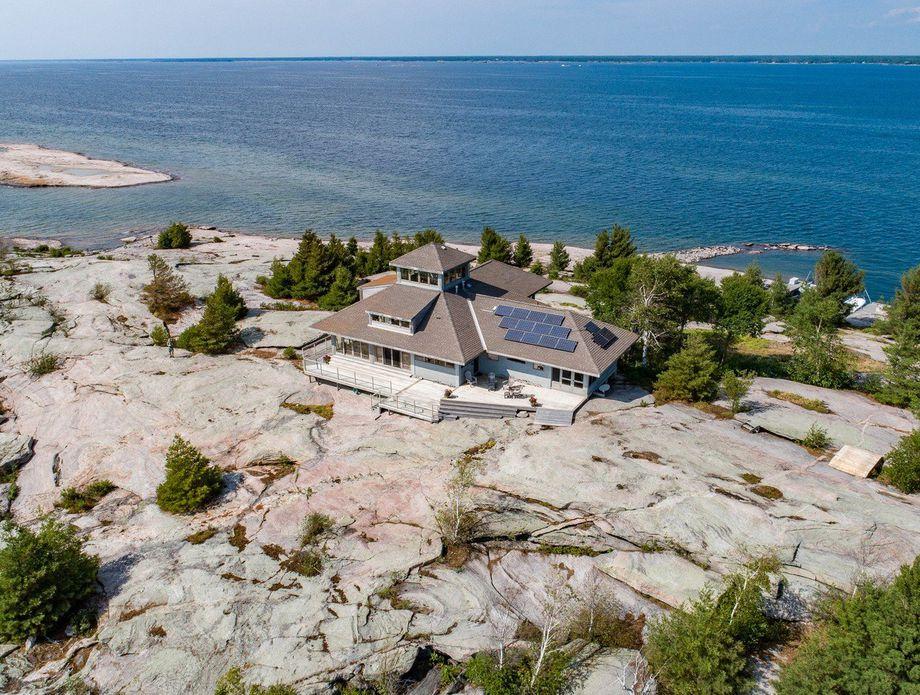 Kuća na jezeru