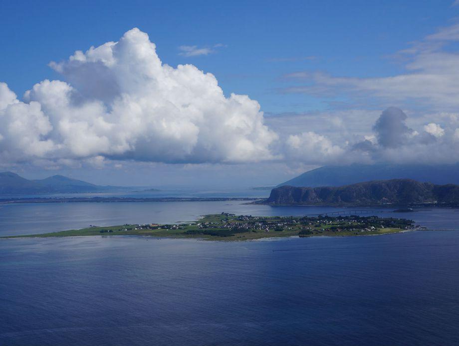 Otok Giske u Norveškoj