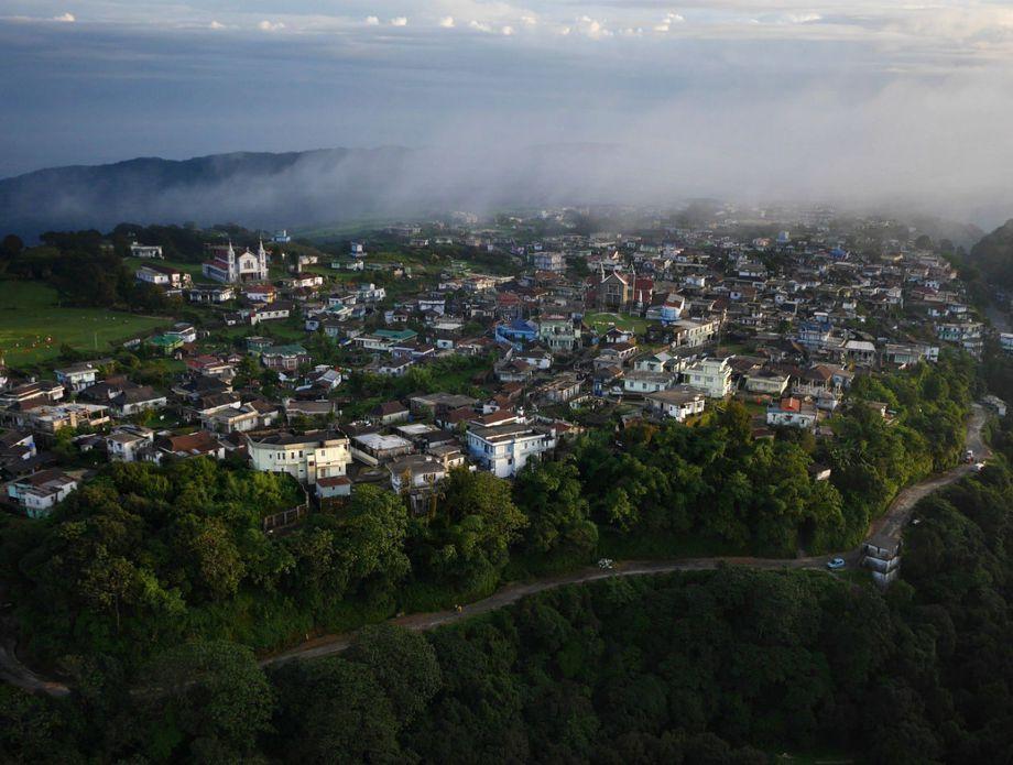 Mawsynram u Indiji je najvlažnije mjesto na svijetu