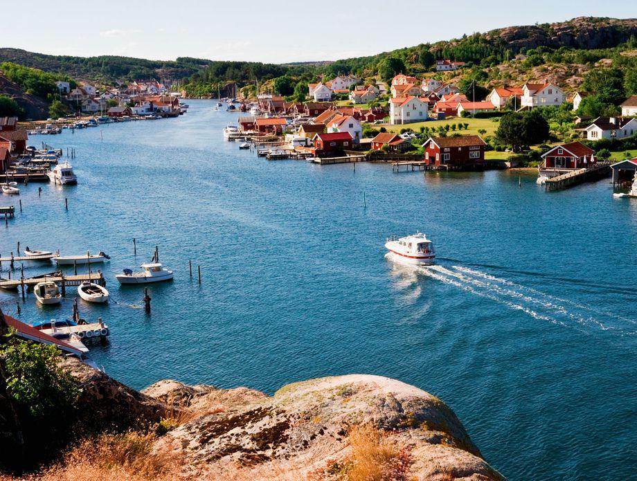 Švedska - 4