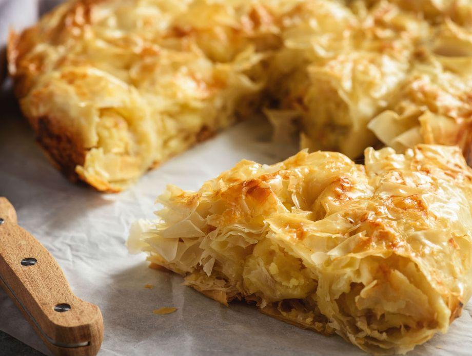 Pita krumpiruša