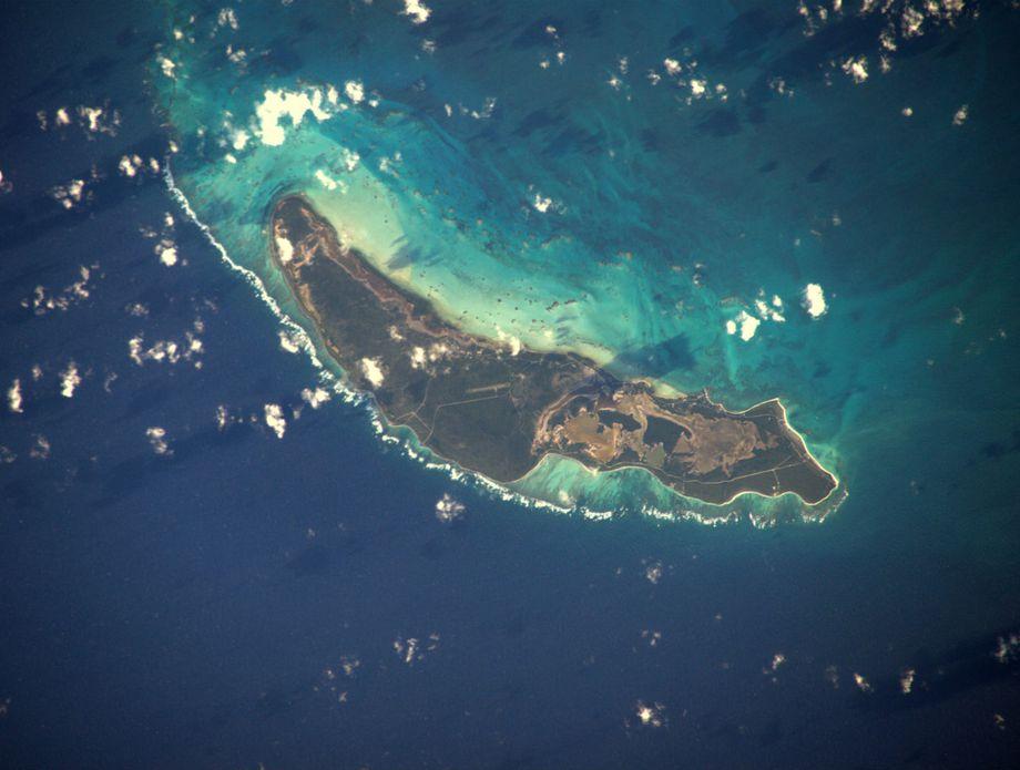Otok Anegada - 2
