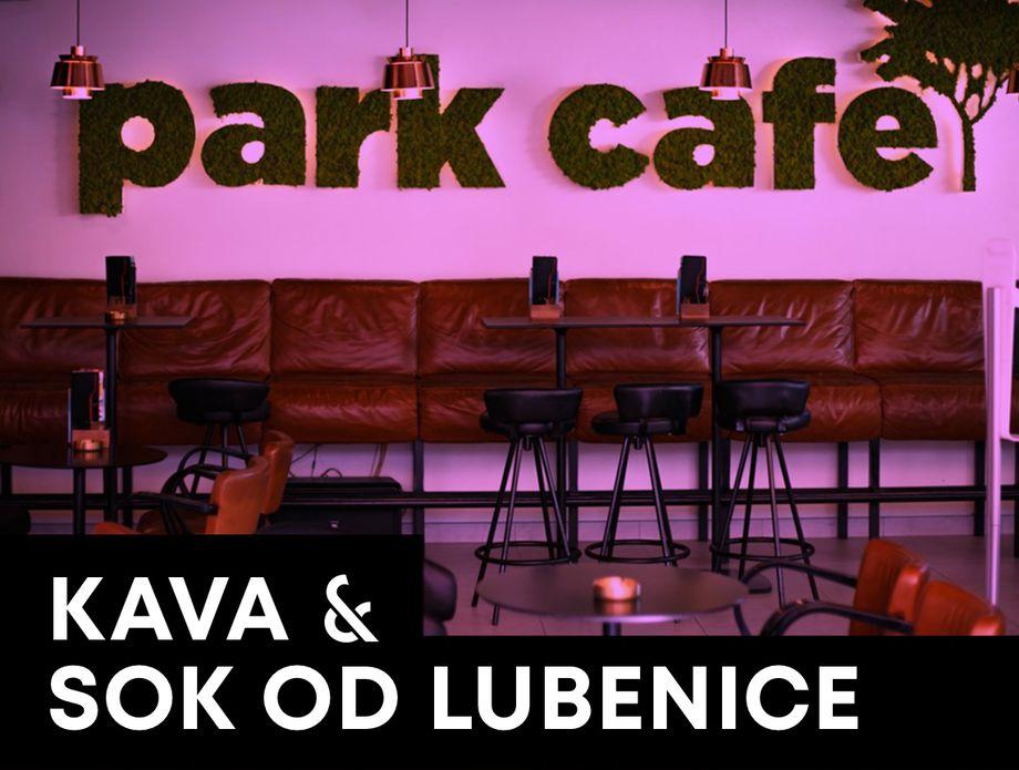 Park Cafe na rubu maksimirske šume