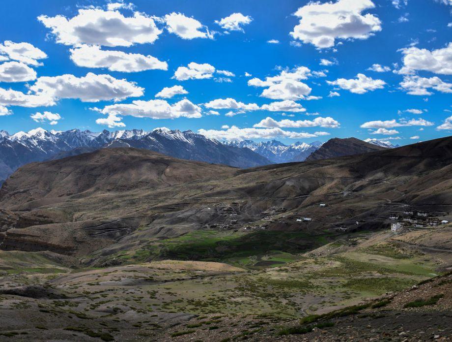 Hikkim, Indija - 2