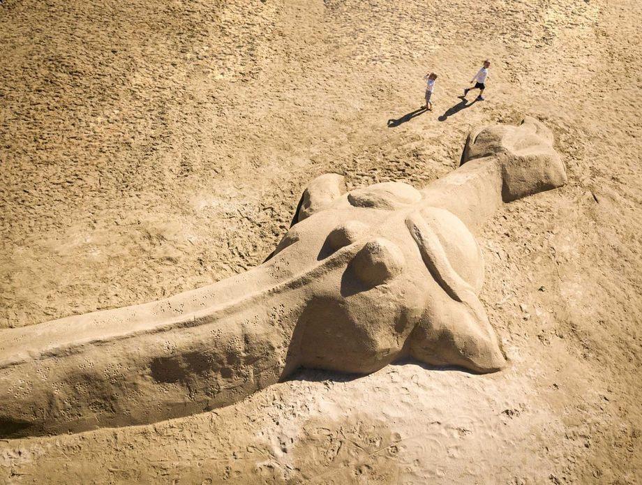 Festival skulpture u pijesku - 6