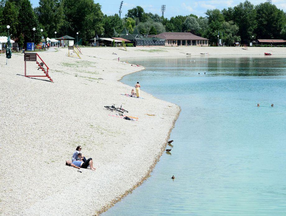 Jezero Jarun, Zagreb
