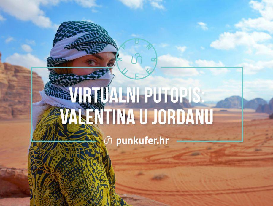 Valentina u Jordanu
