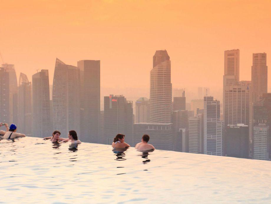 Najviši bazeni svijeta - 1
