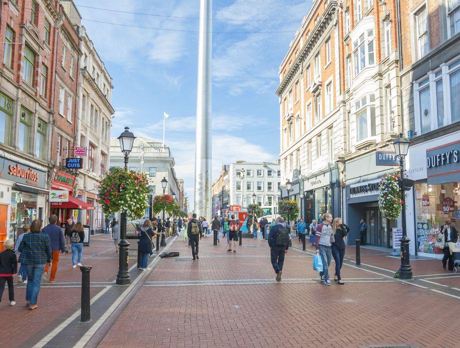 Dublin, Irska - 1