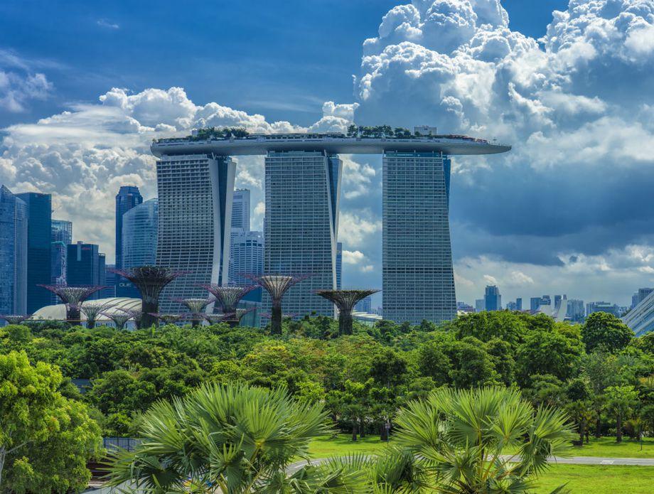 Singapur - 1