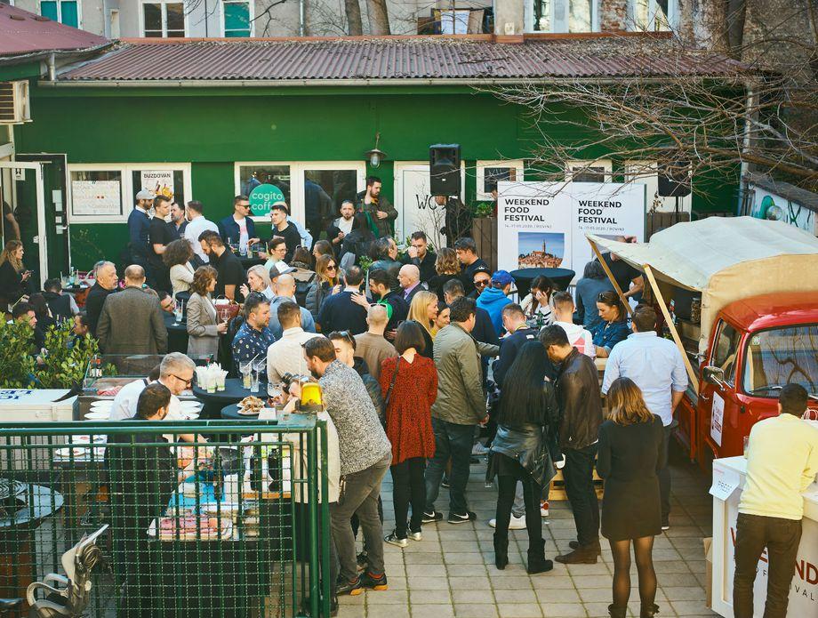 Weekend Food Festival - 2