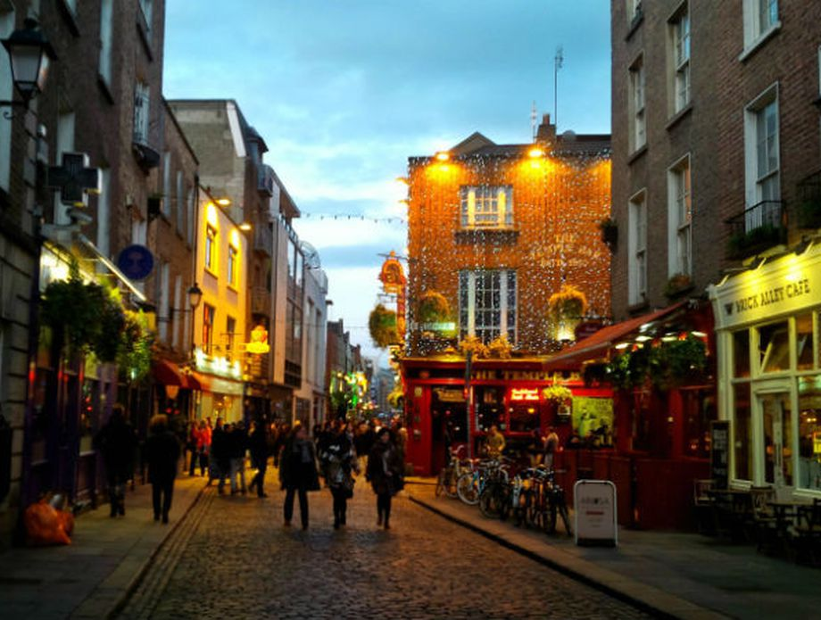 Gate 32 Dublin - 2