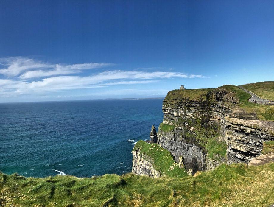 Cliffs of Moher - 11