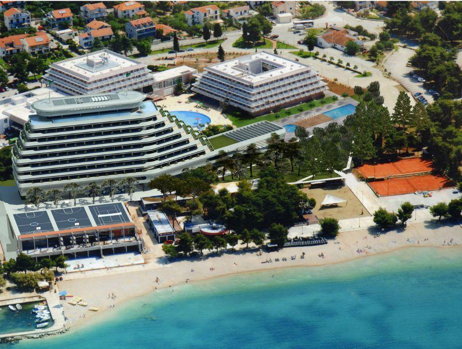 Hotel Olympia Sky - 2