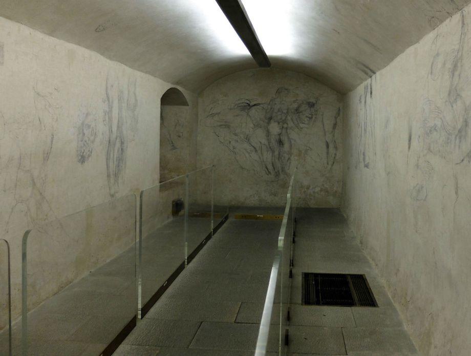 Michelangelova soba - 1