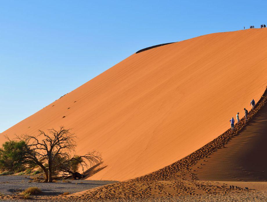 Pješčane dine u Namibiji - 3