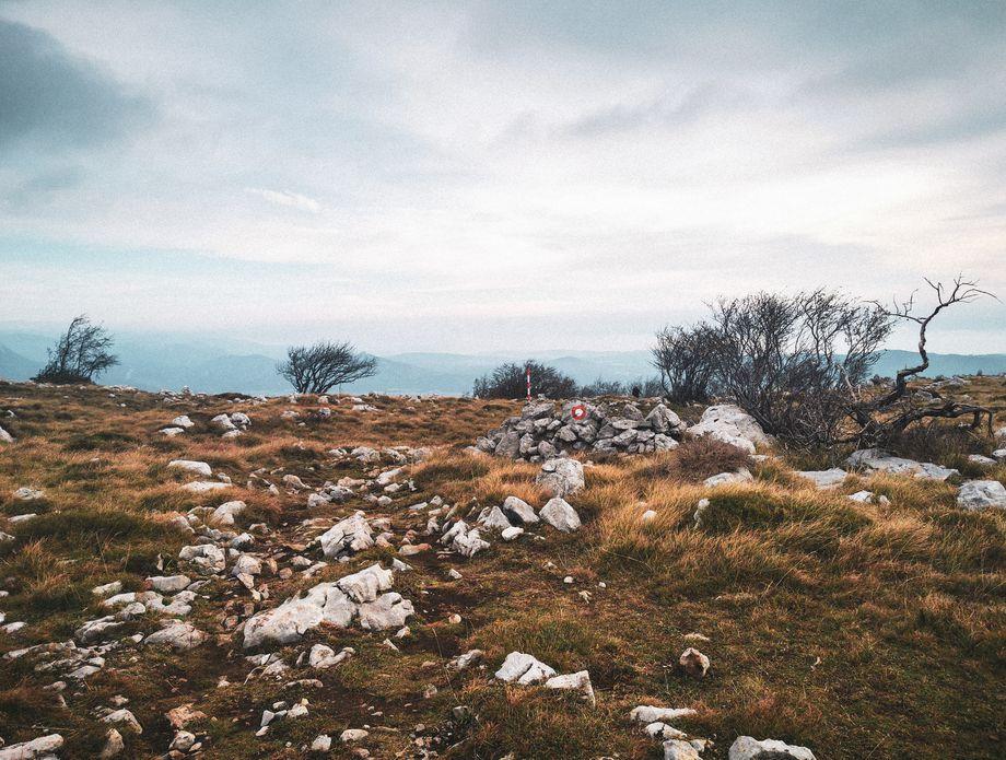 Grobničke Alpe, Hahlić