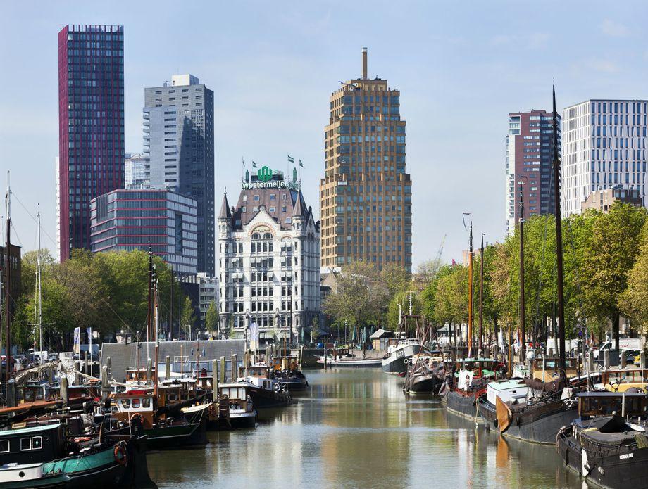 Web mjesta za upoznavanje Rotterdam