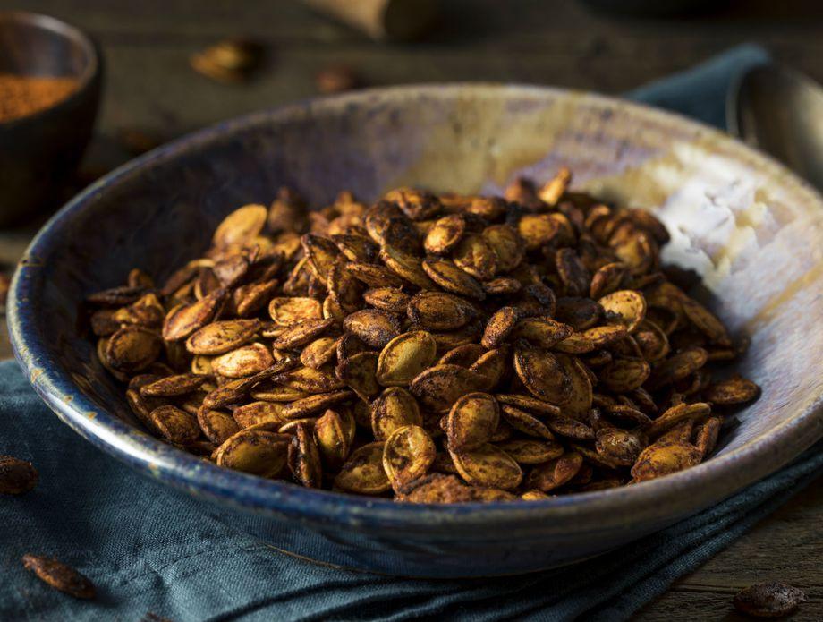 Bučine sjemenke