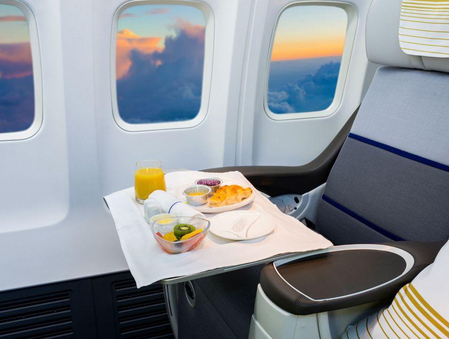 Hrana u avionu