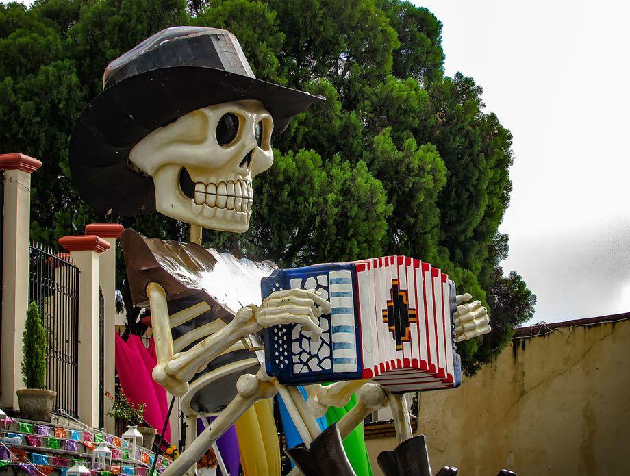 Dan mrtvih u Meksiku - 5