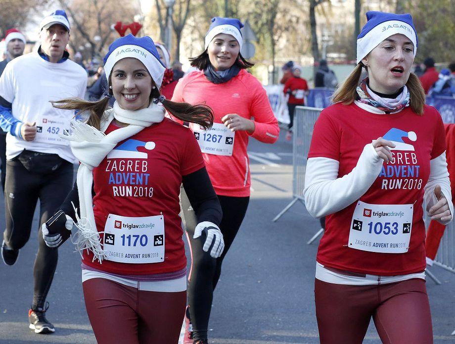 Zagreb Advent Run - 3