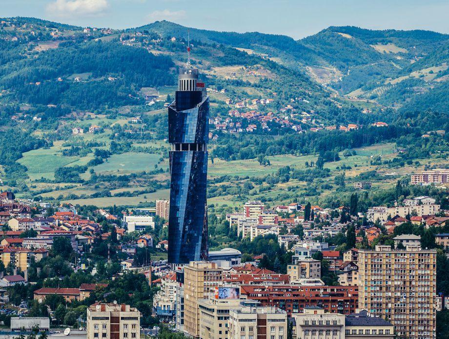 Najviše zgrade na prostoru bivše Jugoslavnije - 3