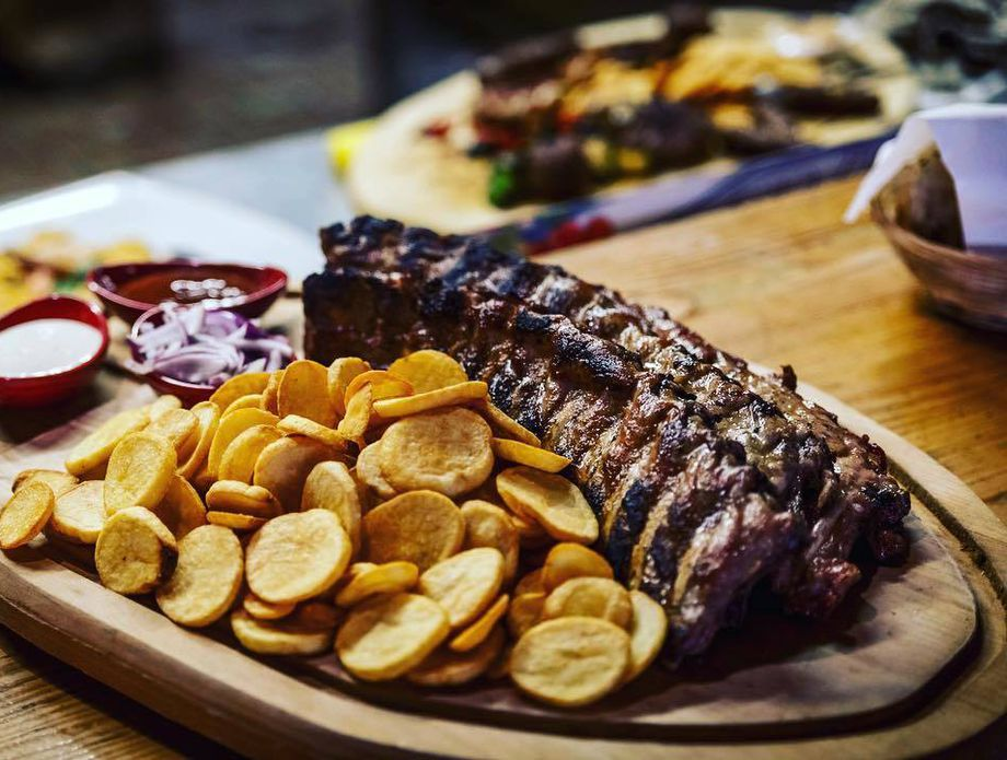 Spare Ribs Grill - 4