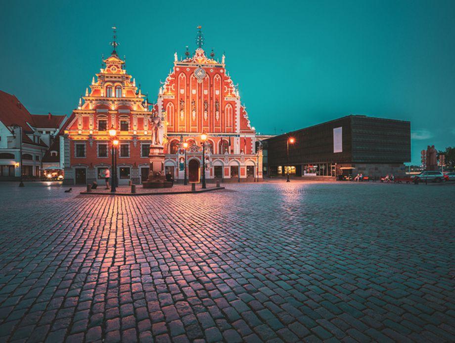 Kuća crnoglavih, Riga - 6