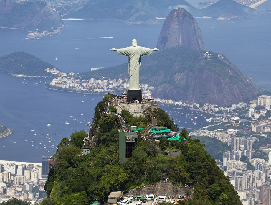 Kip Krista Otkupitelja u Rio de Janeiru - 3