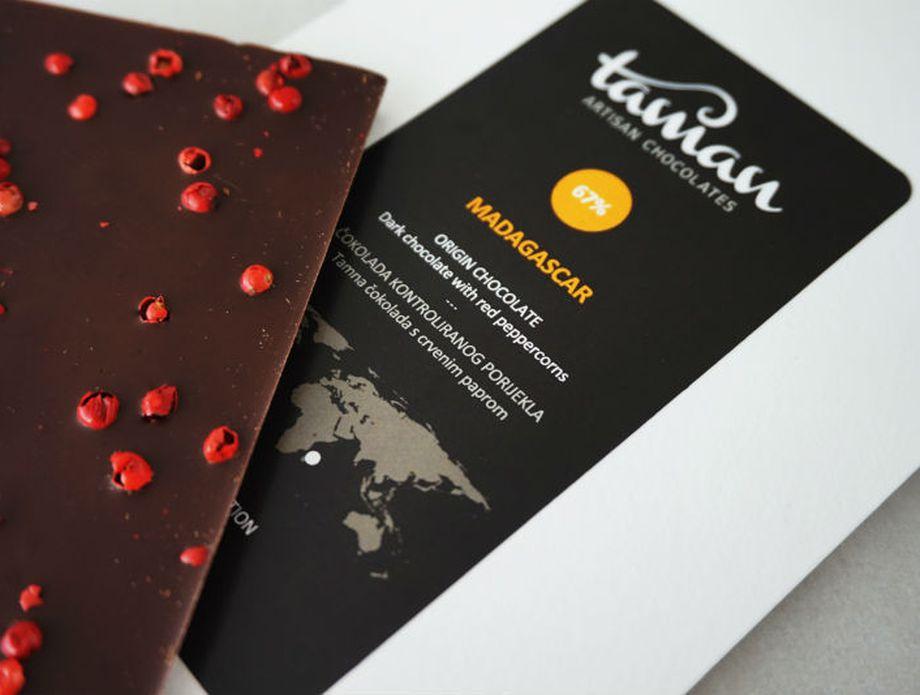 Taman Čokolada - 3