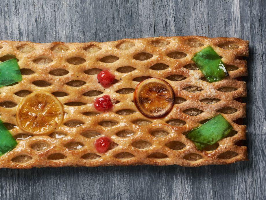 Coca, katalonski kruh - 3