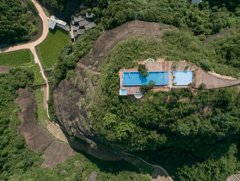 Eagel Rock Cliff hotel u Kini - 4