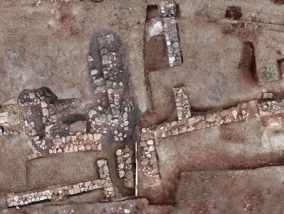 Izgubljeni grad Tenea u Grčkoj