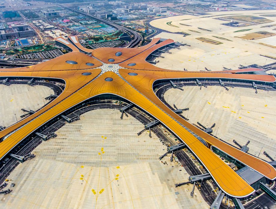 Daxing International Airport - 1