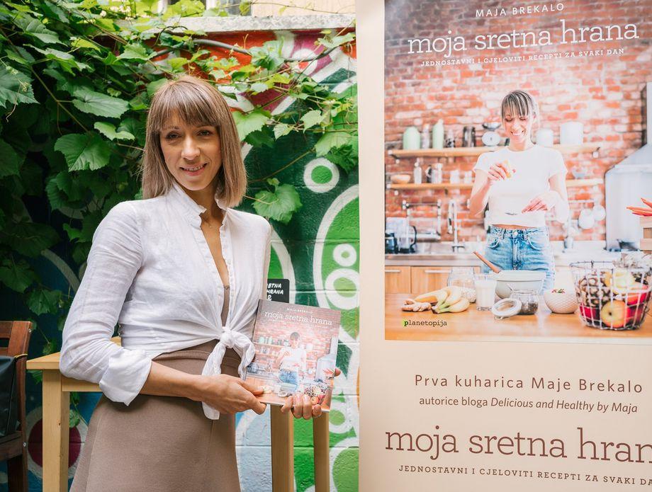 Maja Brekalo: Moja sretna hrana - 9