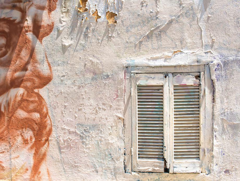 Mural u Ateni