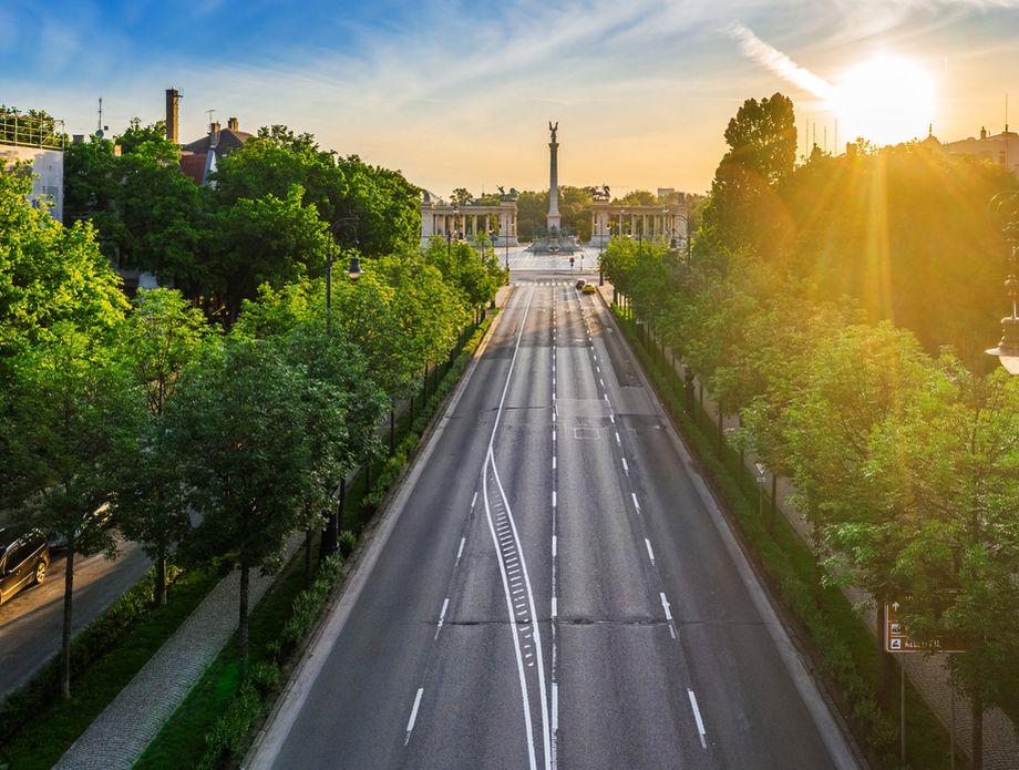 Andraševa avenija, Budimpešta - 2