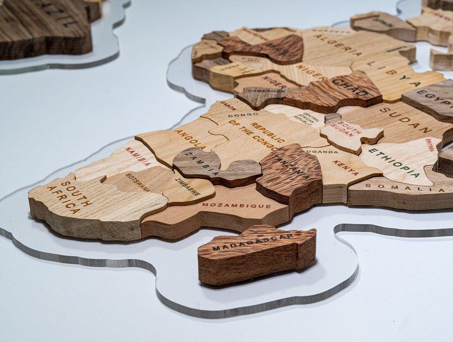 Drvene karte - 7