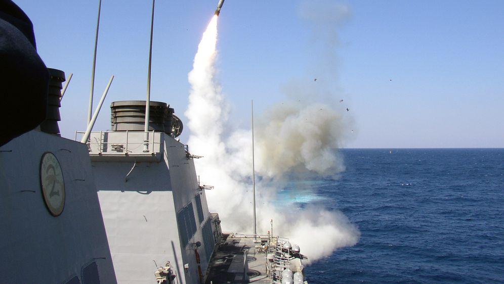 Lansiranje rakete Tomahawk (Arhivska fotografija: AFP)