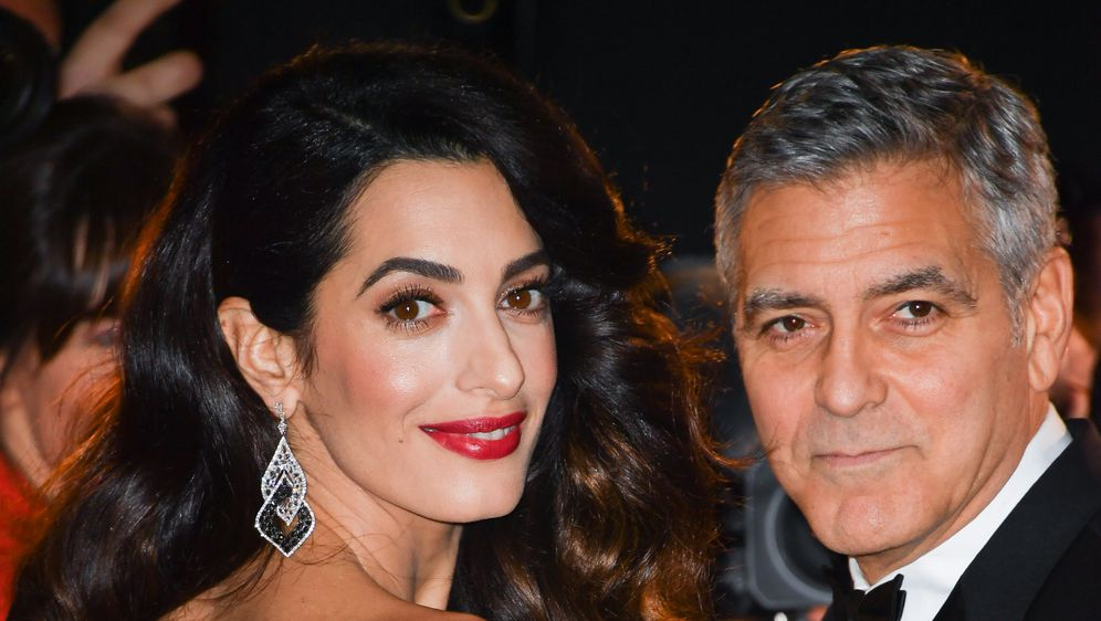 Amal Cloooney, George Clooney (Foto: Profimedia)