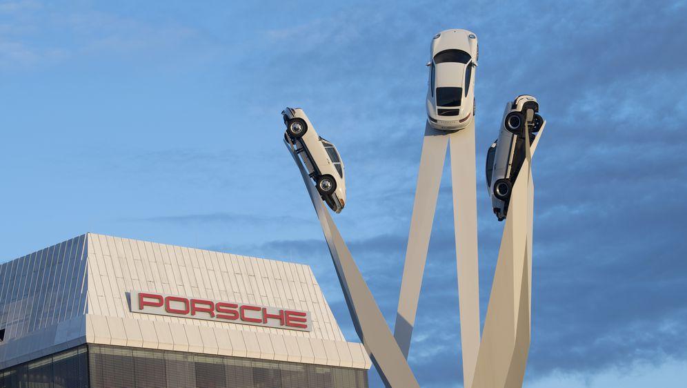 Porsche (Foto: AFP)