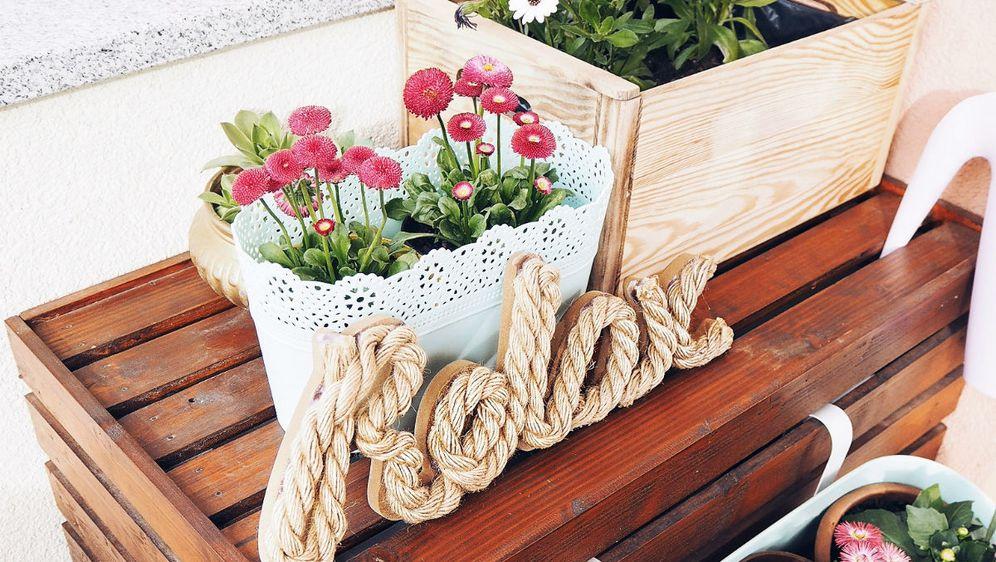 """Drveni """"sanduk"""" može poslužiti kao polica za cvijeće"""