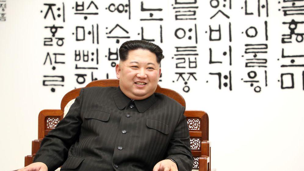 Kim Jong Un (Foto: Getty Images)