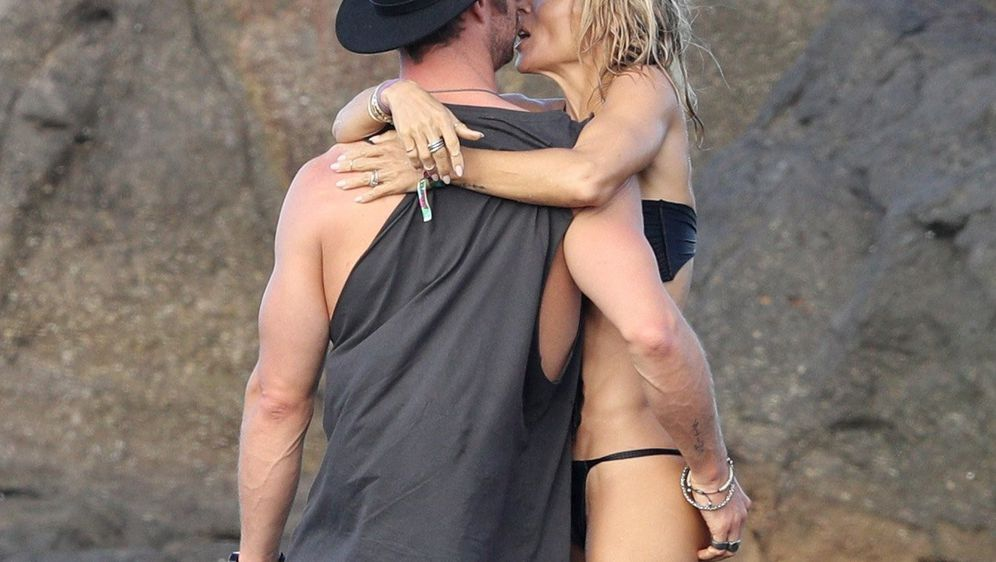 Chris Hemsworth, Elsa Pataky (Foto: Profimedia)